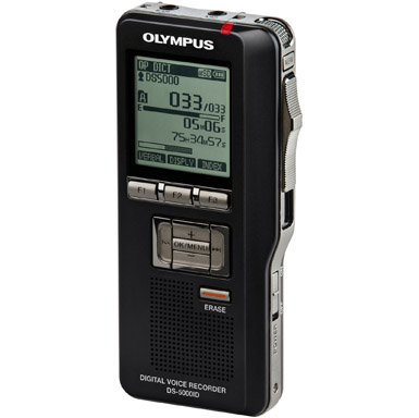 olympus digital voice recorder ds 330 manual